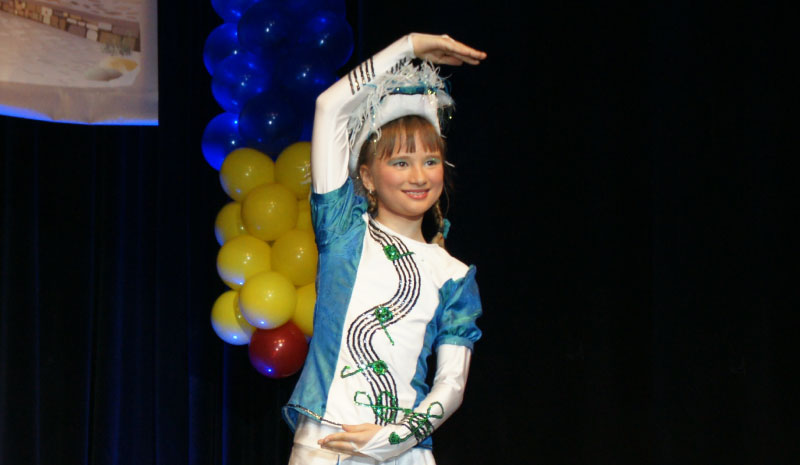 Tanzmariechen Samantha