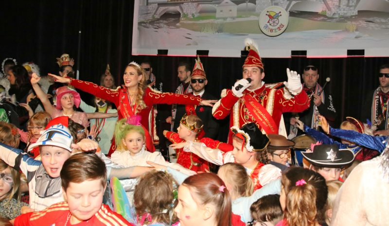 Kinderfasching FACEDU 2017