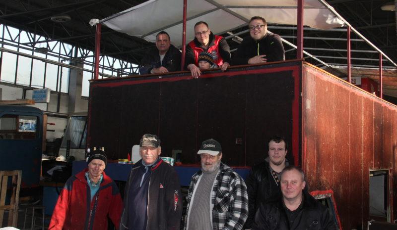 Team Wagenbau 2018