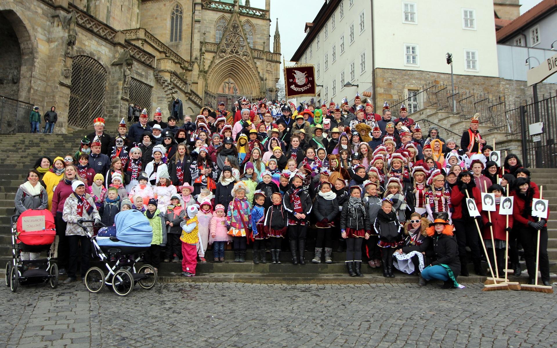 Altstadt-Umzug