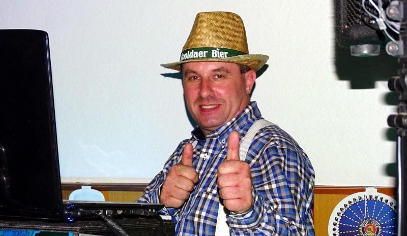 DJ Steffen Allround Talent